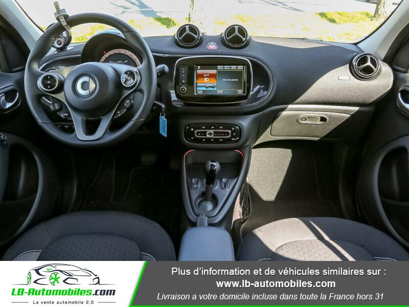 Smart Forfour 82 ch Electrique BVA1 Gris occasion à Beaupuy - photo n°2