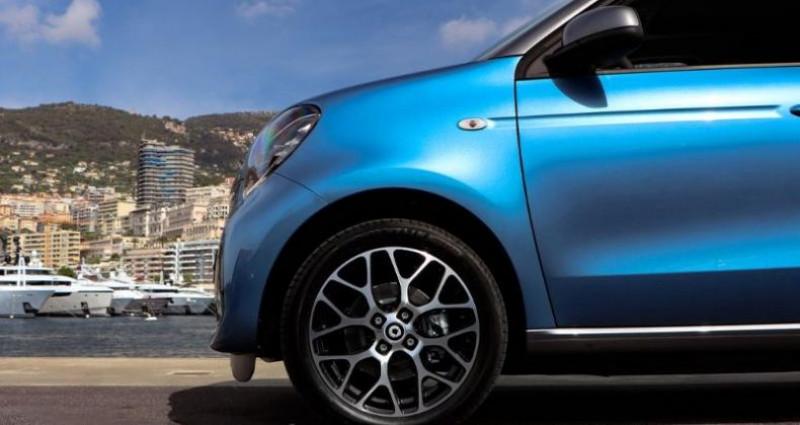 Smart Forfour Electrique 82ch Prime Bleu occasion à MONACO - photo n°7