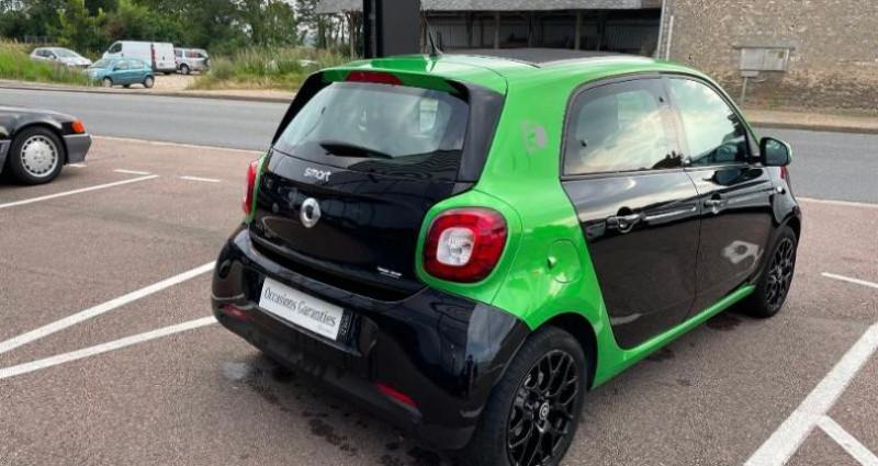 Smart Forfour Electrique 82ch prime Noir occasion à RICHEVILLE - photo n°6