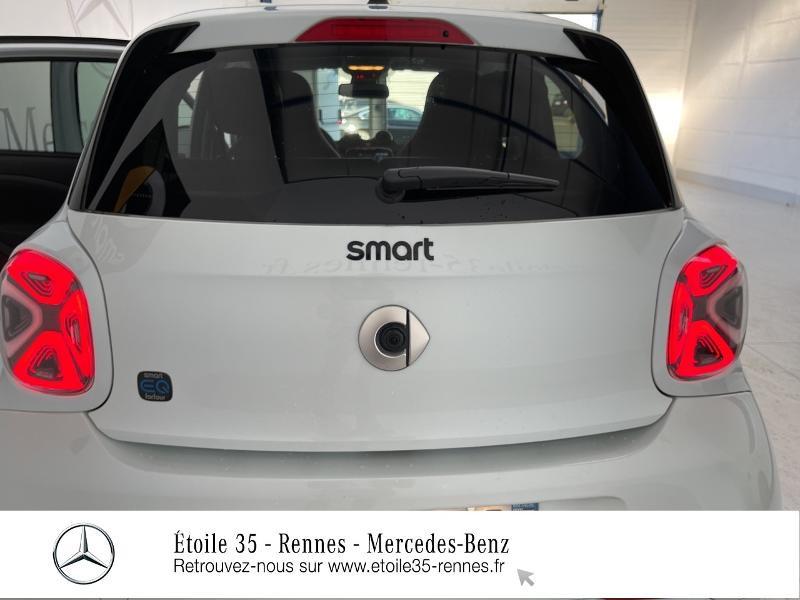 Smart Forfour Electrique 82ch prime Blanc occasion à SAINT-GREGOIRE - photo n°17