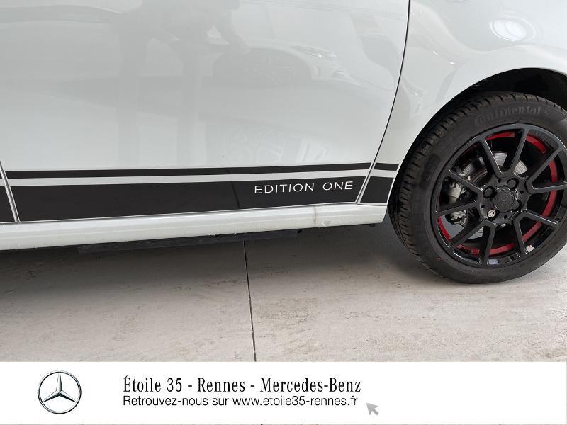 Smart Forfour Electrique 82ch prime Blanc occasion à SAINT-GREGOIRE - photo n°18