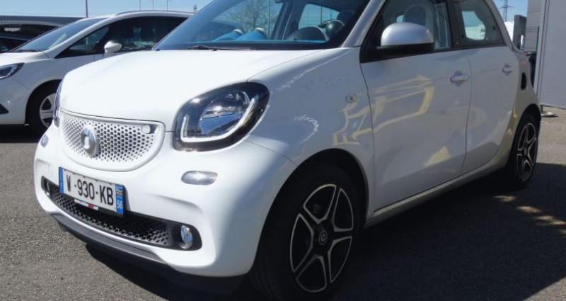 Smart Forfour II 71ch proxy Blanc occasion à LANESTER - photo n°3