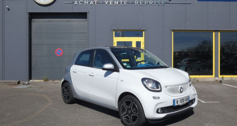 Smart Forfour II 71ch proxy Blanc occasion à LANESTER