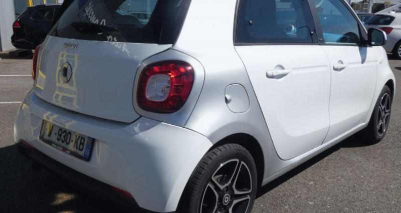 Smart Forfour II 71ch proxy Blanc occasion à LANESTER - photo n°6