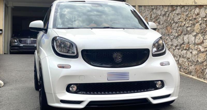 Smart Fortwo Brabus Fortwo Cab 125R  occasion à MONACO