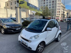 Smart Fortwo Cabrio 71CH MHD PASSION SOFTOUCH Blanc à Pantin 93