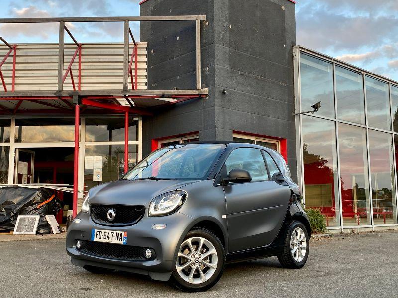 Smart Fortwo 61ch Passion Gris occasion à Castelmaurou