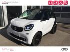 Smart Fortwo 90ch prime twinamic Blanc 2018 - annonce de voiture en vente sur Auto Sélection.com