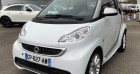 Smart Fortwo Cabriolet 84 Turbo Passion Softouch Blanc à EPAGNY 74