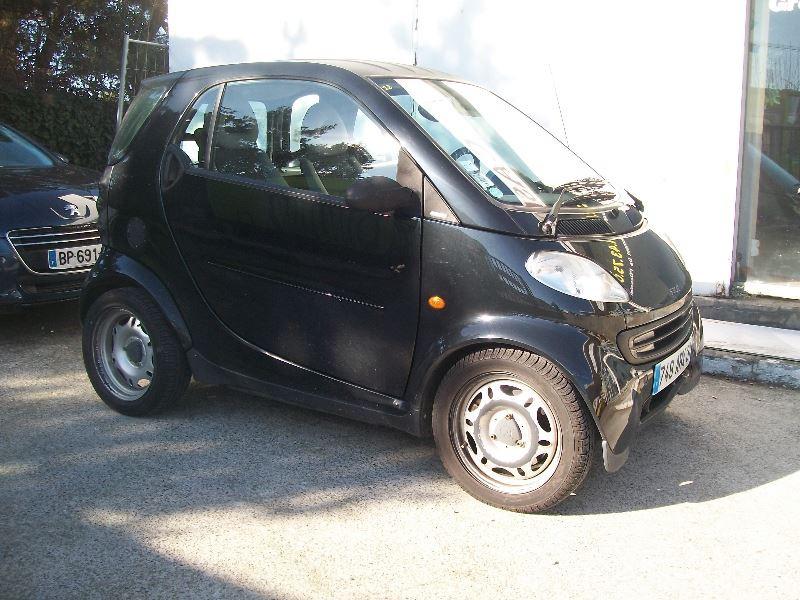 Smart Fortwo occasion 2001 mise en vente à Toulouse par le garage GROUPEMENT DE L'OCCASION - photo n°1