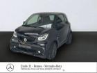 Smart Fortwo Electrique 82ch Brabus style Noir 2021 - annonce de voiture en vente sur Auto Sélection.com