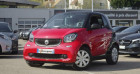 Smart Fortwo III 1.0 61 PURE CLIM Rouge à Chambourcy 78
