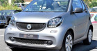 Smart Fortwo III Cabrio 71 CH 1.0 Passion, Twinamic BVA6 1 Main Gris à ANTIBES 06