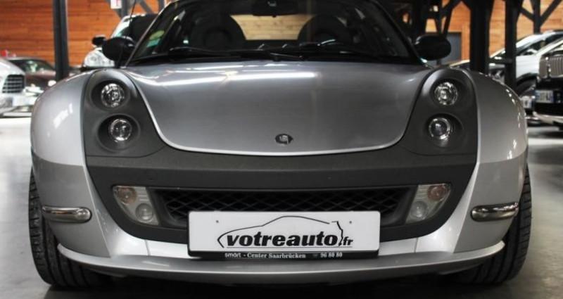 Smart Roadster CABRIOLET 75 KW BRABUS XCLUSIVE SOFTOUCH Gris occasion à RONCQ - photo n°4
