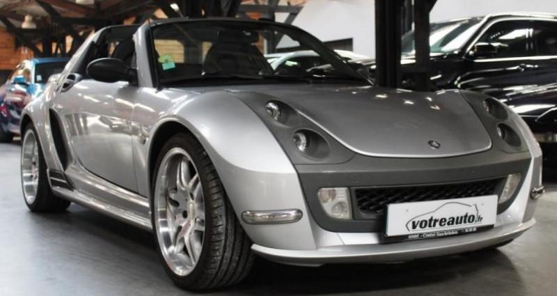 Smart Roadster CABRIOLET 75 KW BRABUS XCLUSIVE SOFTOUCH Gris occasion à RONCQ - photo n°6