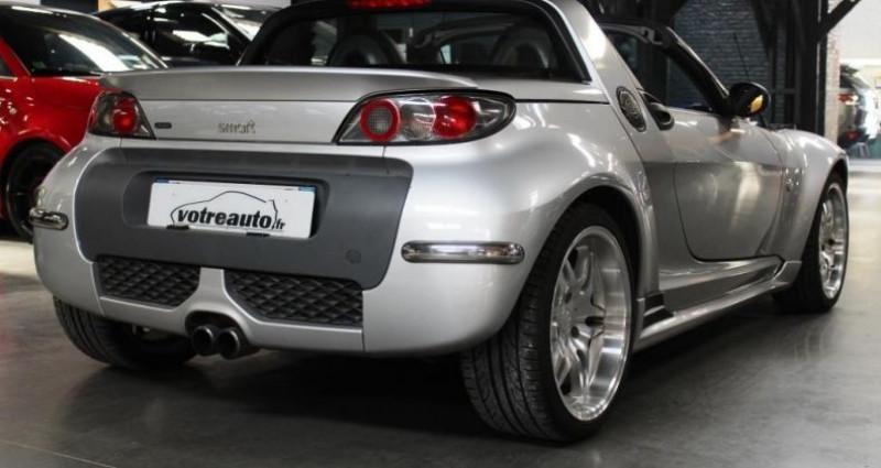 Smart Roadster CABRIOLET 75 KW BRABUS XCLUSIVE SOFTOUCH Gris occasion à RONCQ - photo n°2