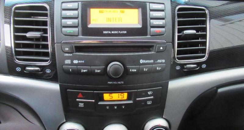 Ssang yong Korando 200 e-XDI 2WD Confort Low Emission Noir occasion à Saint Parres Aux Tertres - photo n°6