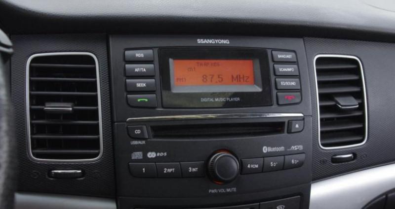 Ssang yong Korando II E-XDI200 LUXE 2WD Gris occasion à Chambourcy - photo n°6