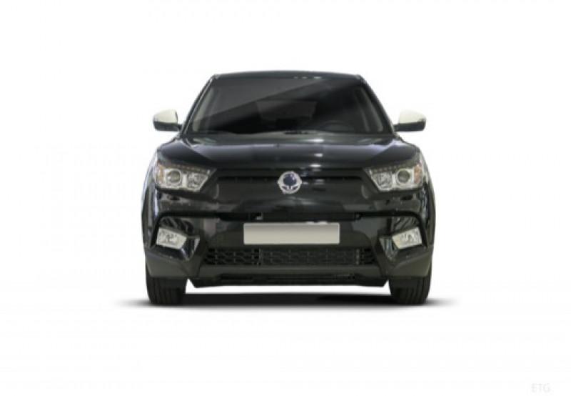Ssang yong Tivoli 160 e-XDI 115ch 4WD Luxury Noir occasion à LA RAVOIRE - photo n°5