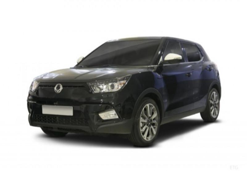 Ssang yong Tivoli 160 e-XDI 115ch 4WD Luxury Noir occasion à LA RAVOIRE