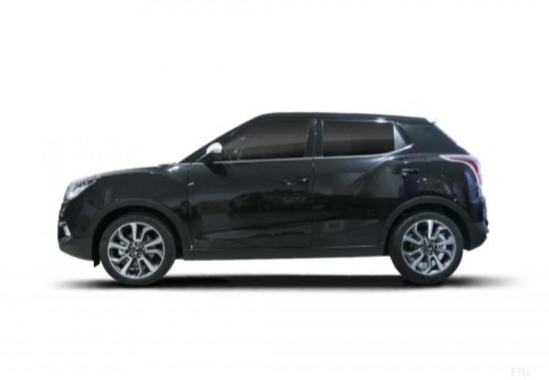 Ssang yong Tivoli 160 e-XDI 115ch 4WD Luxury Noir occasion à LA RAVOIRE - photo n°3