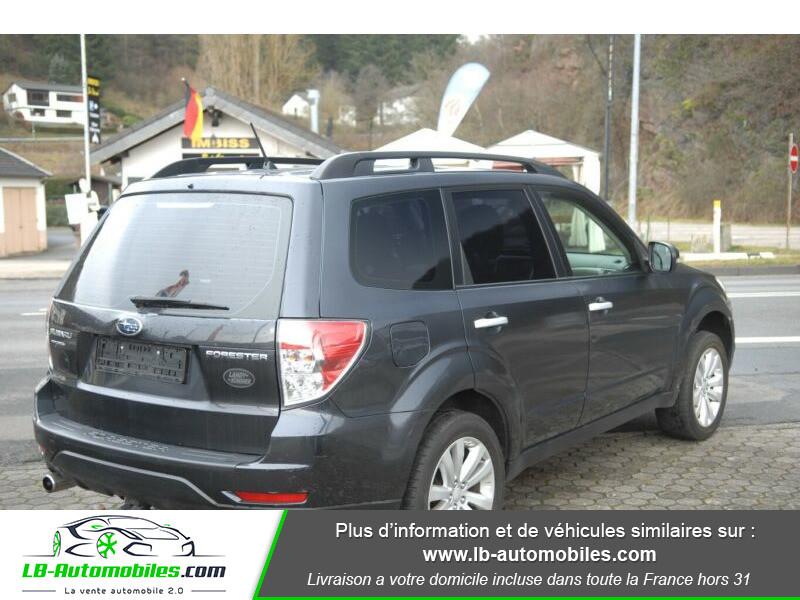 Subaru Forester 2.0 150 ch Noir occasion à Beaupuy - photo n°3