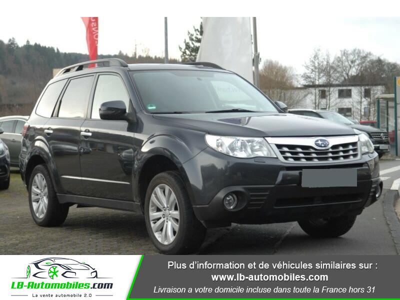 Subaru Forester 2.0 150 ch Noir occasion à Beaupuy