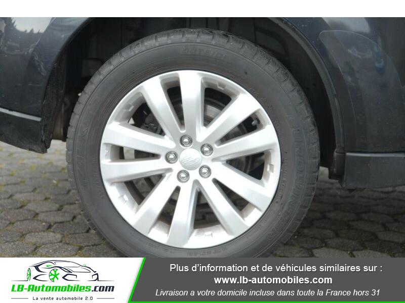 Subaru Forester 2.0 150 ch Noir occasion à Beaupuy - photo n°11