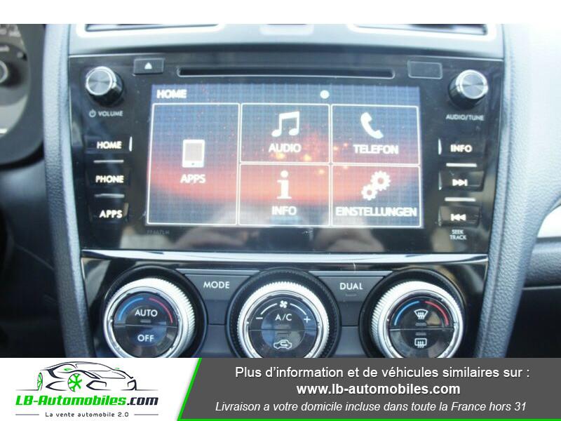 Subaru Forester 2.0 D 147 ch Noir occasion à Beaupuy - photo n°8
