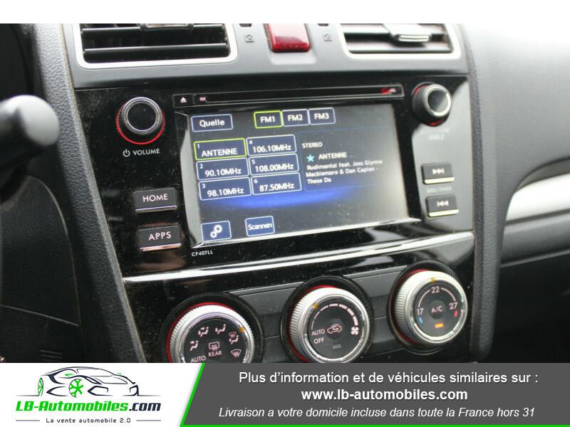 Subaru Forester 2.0 D 147 ch Marron occasion à Beaupuy - photo n°8