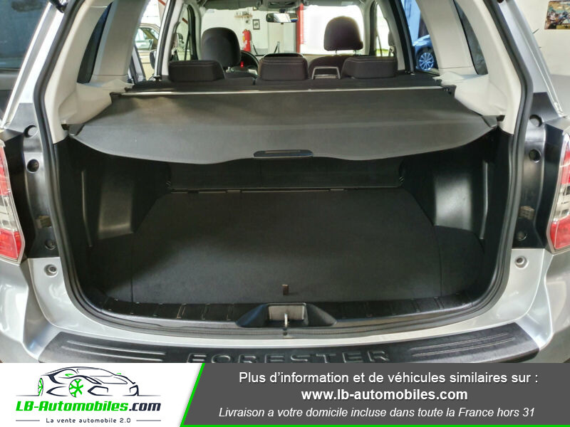 Subaru Forester 2.0 D 147 ch Argent occasion à Beaupuy - photo n°8
