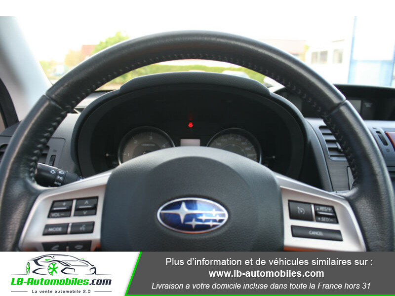 Subaru Forester 2.0 D 147 ch Beige occasion à Beaupuy - photo n°6