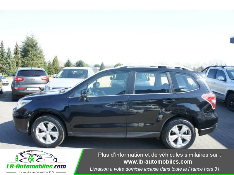 Subaru Forester 2.0 D 147 ch Noir occasion à Beaupuy - photo n°10