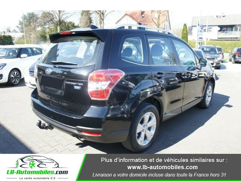Subaru Forester 2.0 D 147 ch Noir occasion à Beaupuy - photo n°3