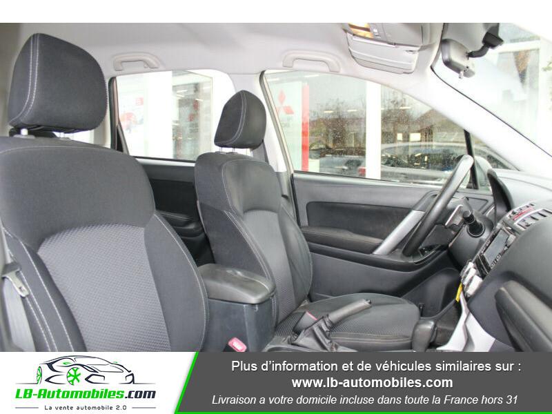 Subaru Forester 2.0 D 147 ch Marron occasion à Beaupuy - photo n°7