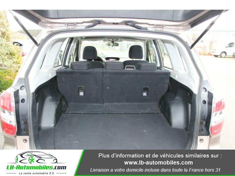 Subaru Forester 2.0 D 147 ch Marron occasion à Beaupuy - photo n°11