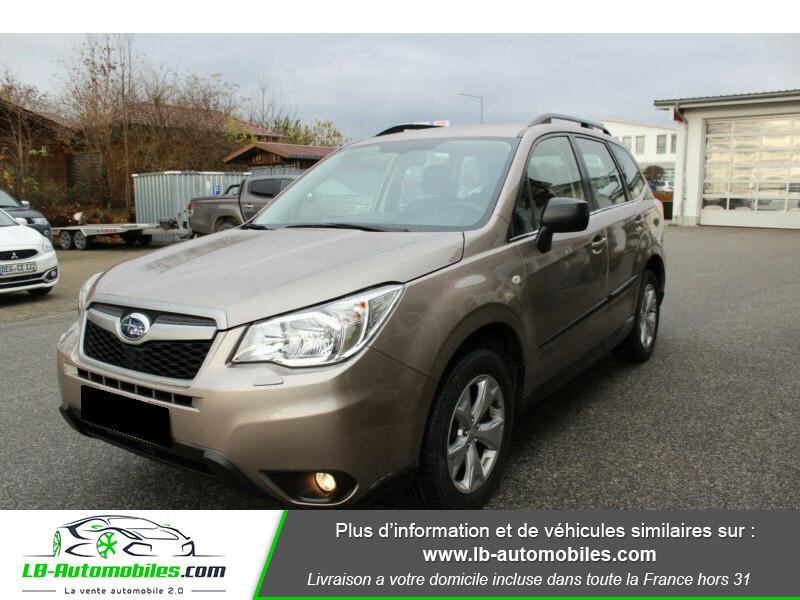 Subaru Forester 2.0 D 147 ch Marron occasion à Beaupuy