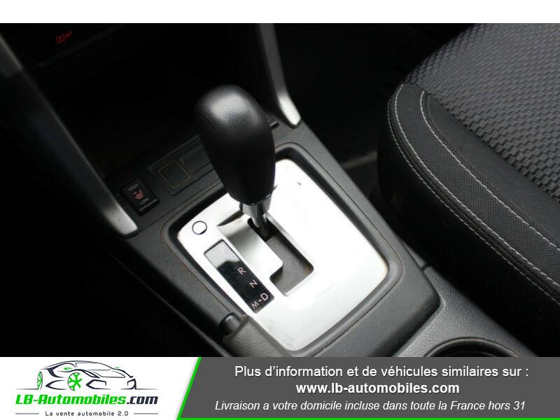 Subaru Forester 2.0 D 147 ch Marron occasion à Beaupuy - photo n°9