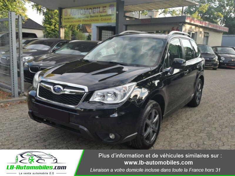 Subaru Forester 2.0 D 147 ch Noir occasion à Beaupuy