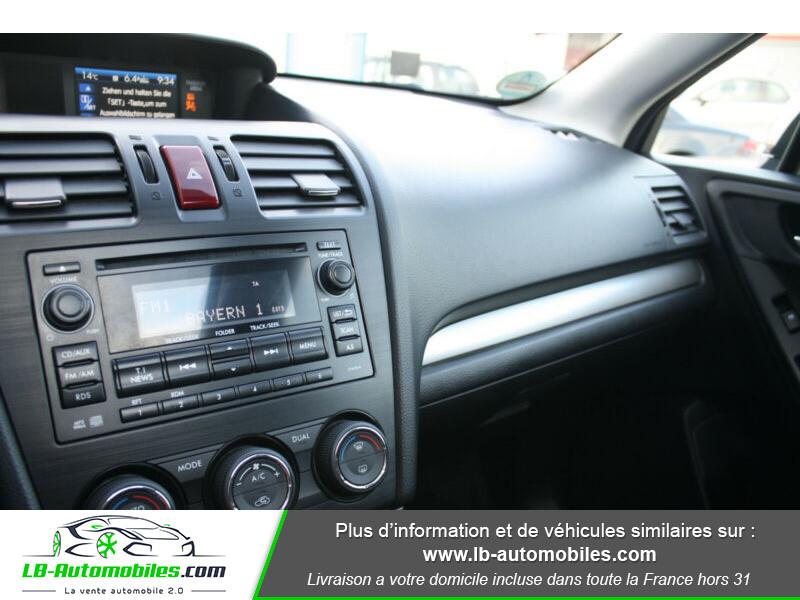 Subaru Forester 2.0 D 147 ch Beige occasion à Beaupuy - photo n°7