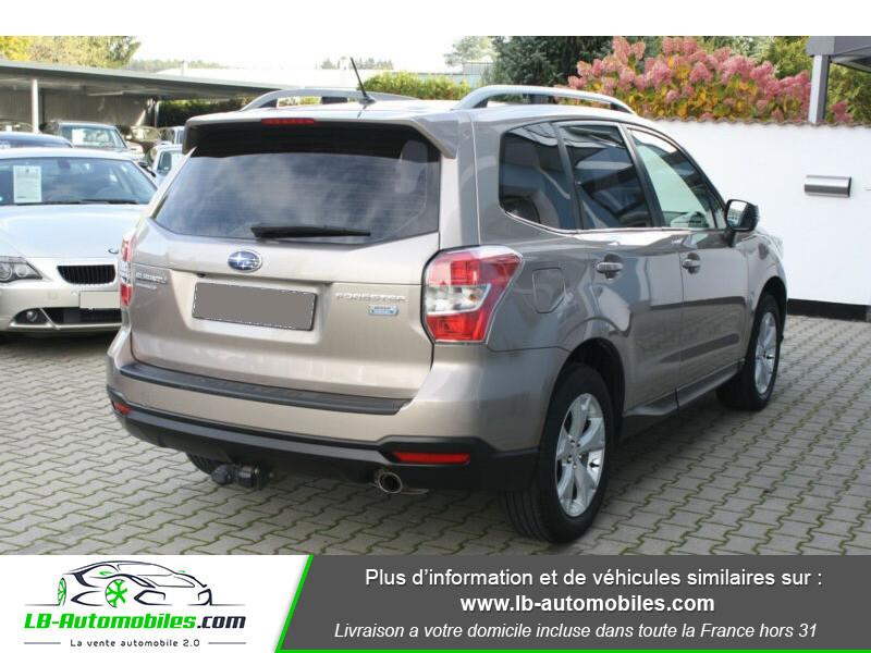 Subaru Forester 2.0 D 147 ch Beige occasion à Beaupuy - photo n°3