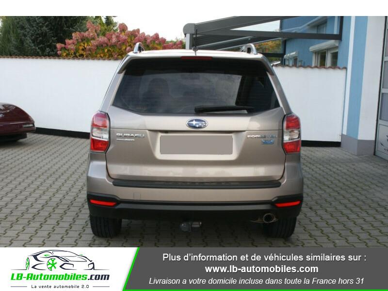 Subaru Forester 2.0 D 147 ch Beige occasion à Beaupuy - photo n°12