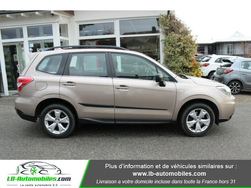 Subaru Forester 2.0 D 147 ch Marron occasion à Beaupuy - photo n°5
