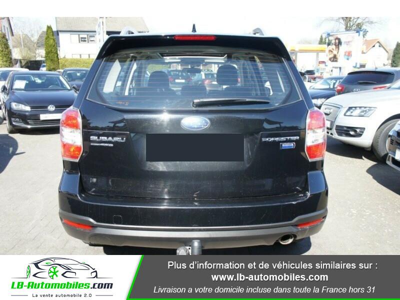 Subaru Forester 2.0 D 147 ch Noir occasion à Beaupuy - photo n°11