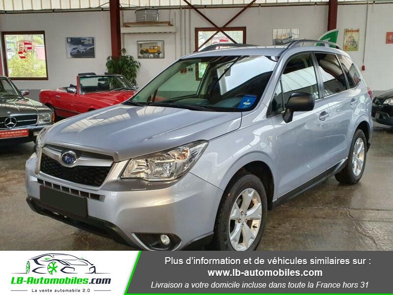 Subaru Forester 2.0 D 147 ch Argent occasion à Beaupuy