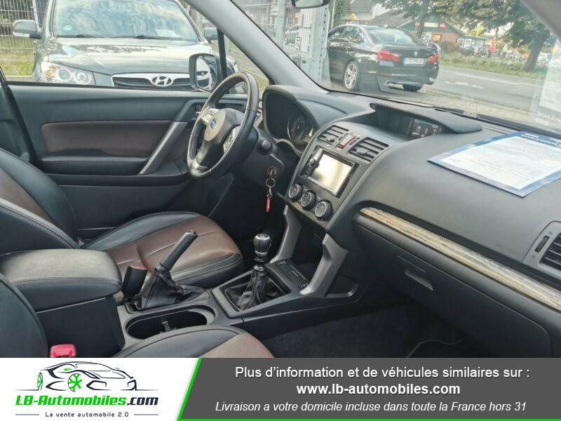 Subaru Forester 2.0 D 147 ch Noir occasion à Beaupuy - photo n°2