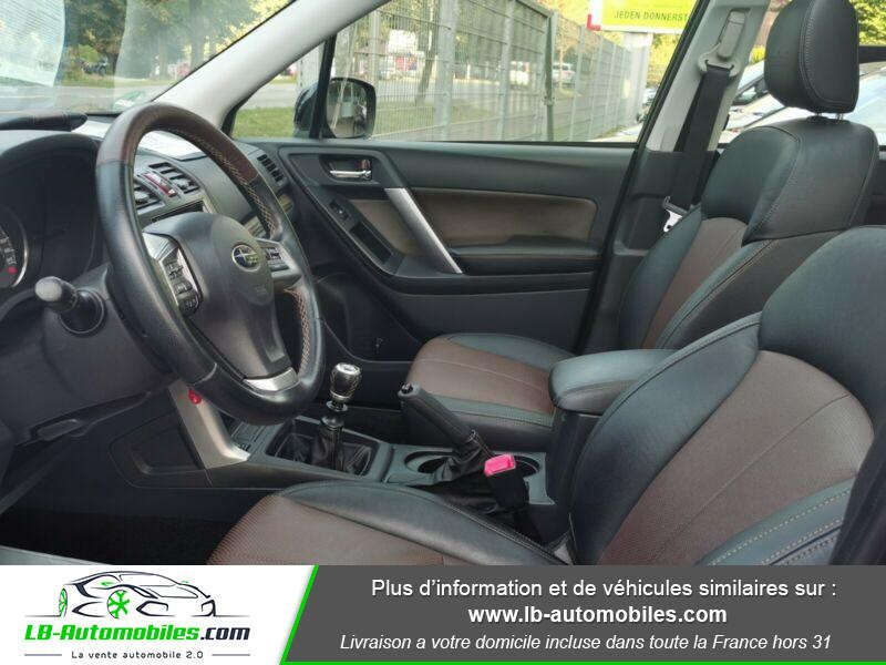 Subaru Forester 2.0 D 147 ch Noir occasion à Beaupuy - photo n°4