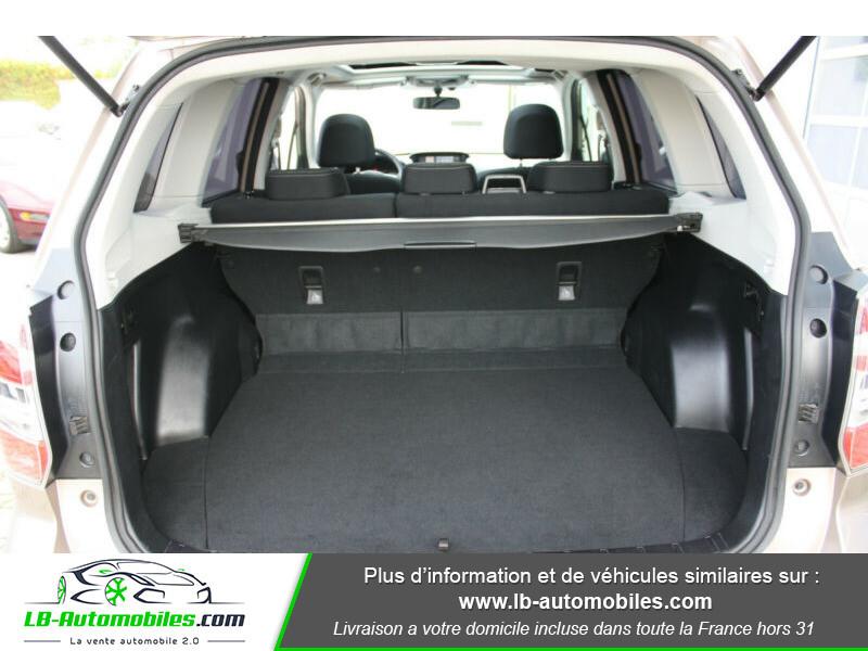 Subaru Forester 2.0 D 147 ch Beige occasion à Beaupuy - photo n°13
