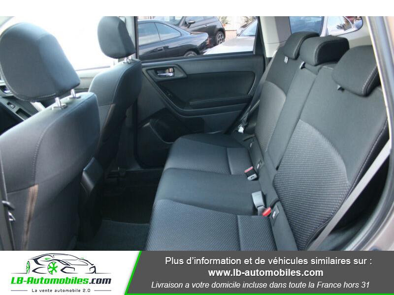 Subaru Forester 2.0 D 147 ch Beige occasion à Beaupuy - photo n°5