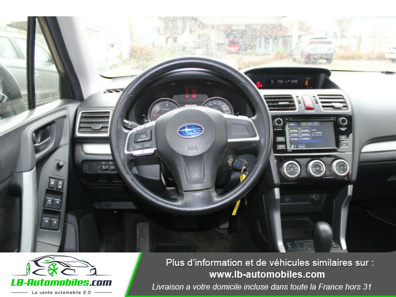Subaru Forester 2.0 D 147 ch Marron occasion à Beaupuy - photo n°2